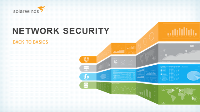 The Solarwinds network security in Pakistan is service of solarwinds